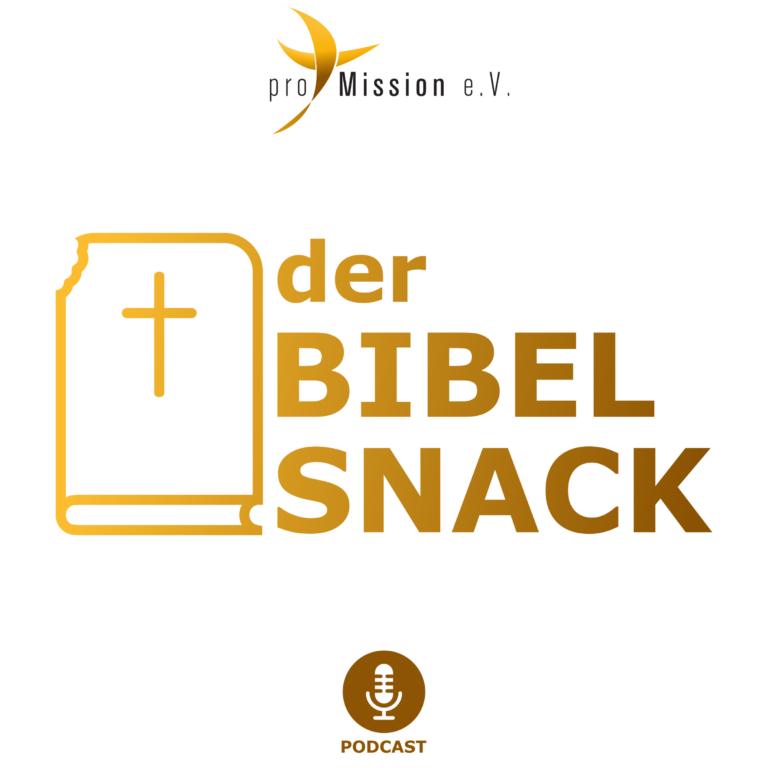 Der Bibel Snack Folge 1